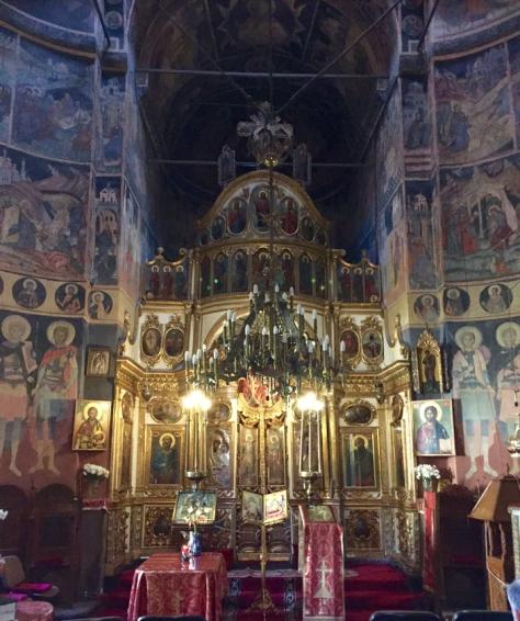 Kretzulescu Church int.jpg